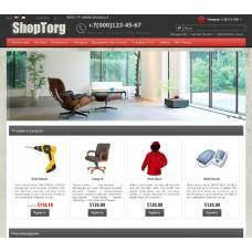 ShohpTorg - универсальный шаблон 2.x